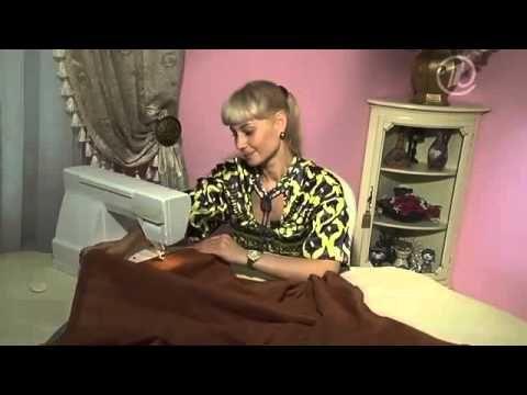 блуза для полных flv - YouTube