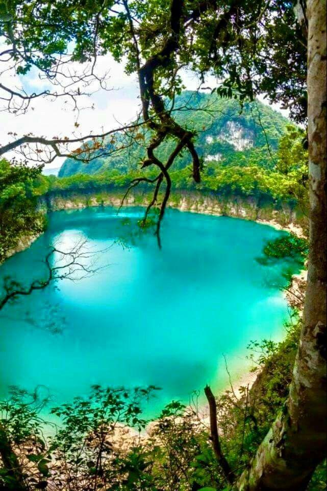 paraíso en Huehuetenango