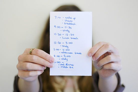 How to Study For Exams: 13 steps - wikiHow