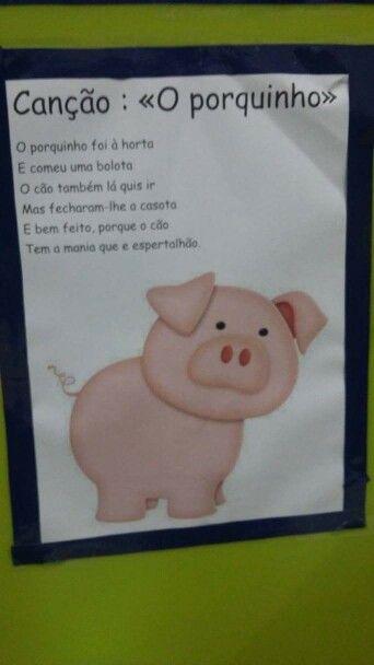 Canção do porco