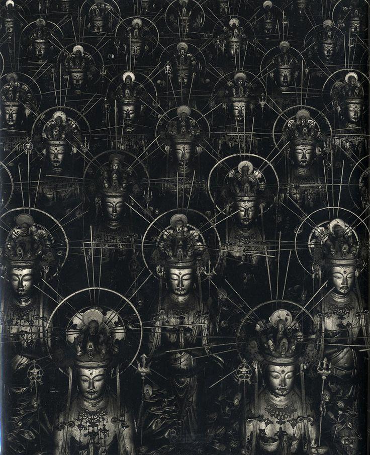 Hiroshi Sugimoto. Sea of Buddha