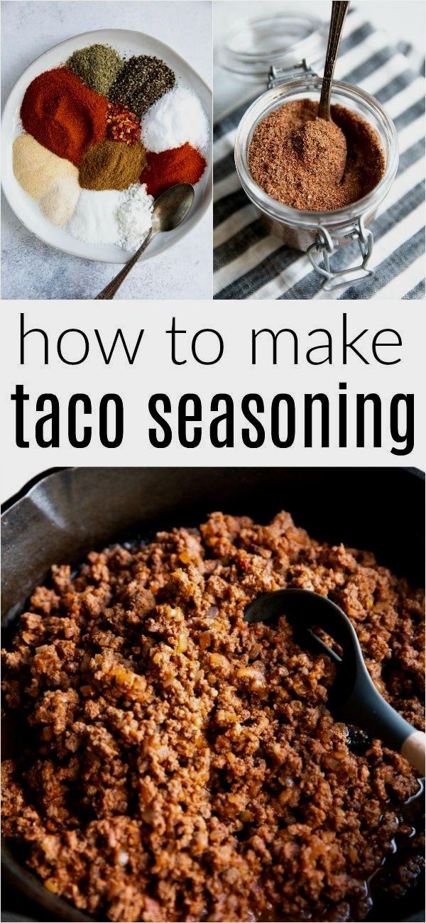 Pin by samoshina2020 on Recipes Homemade tacos, Make