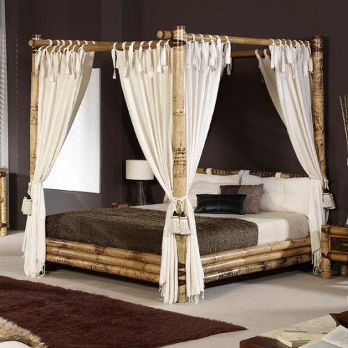 12 besten schlafzimmer afrika style bilder auf pinterest dekoration holzbetten und bambus. Black Bedroom Furniture Sets. Home Design Ideas