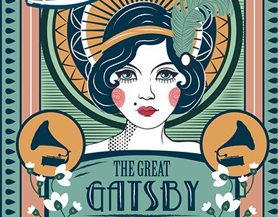 "Check out new work on my @Behance portfolio: ""LETS SWING IT - THE GREAT GATSBY"" http://be.net/gallery/37863293/LETS-SWING-IT-THE-GREAT-GATSBY"