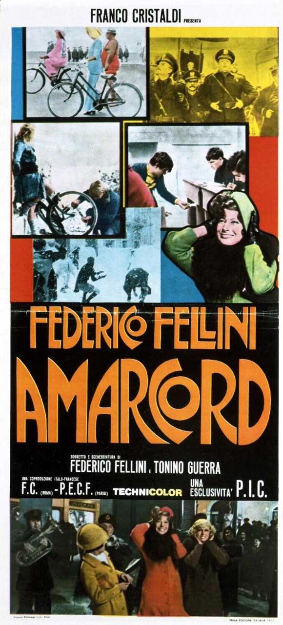AMARCORD (1973) Federico Fellini