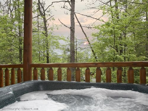 17 best images about cabins mountain view on pinterest for Smoky mountain cabins on the water