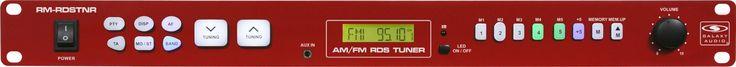 Galaxy Audio RM-RDSTNR Rackmount Media Player