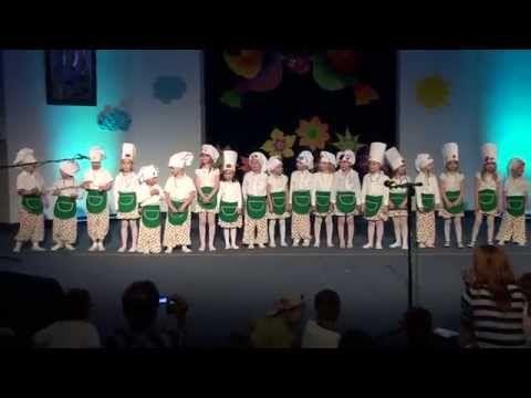 Grupa Muzykanci 5-latki (''NUTKA'' Stara Iwiczna - Dzień Mamy i Taty) 27.5.2014 - YouTube