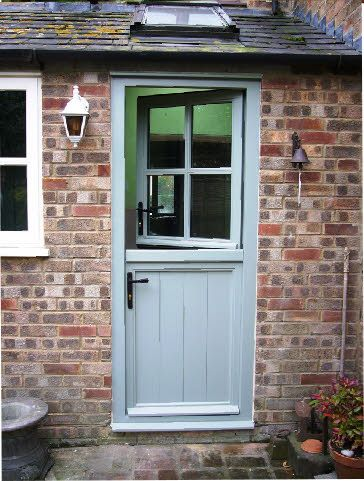 Ellwood stable doors traditional bespoke hand made for Back door styles