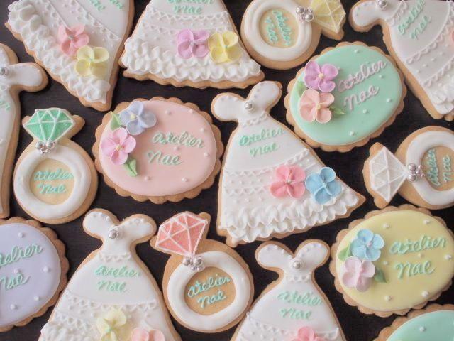 ウエディングドレス&アクセサリーブランド「atelier nae」アトリエショップオープンの画像:「かわいいお菓子 micarina 」atelier diary