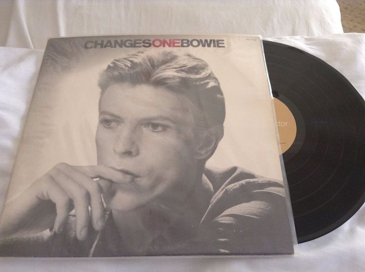 David Bowie Changesonebowie Lp Vinyl Rock Aql1 1732b Rock