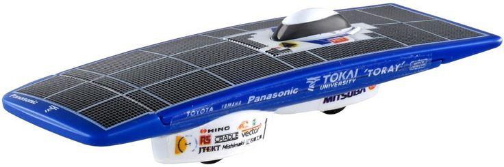 Tomica No.26 Tokai University solar car Tokai Challenger (blister) (japan import): Amazon.de: Spielzeug
