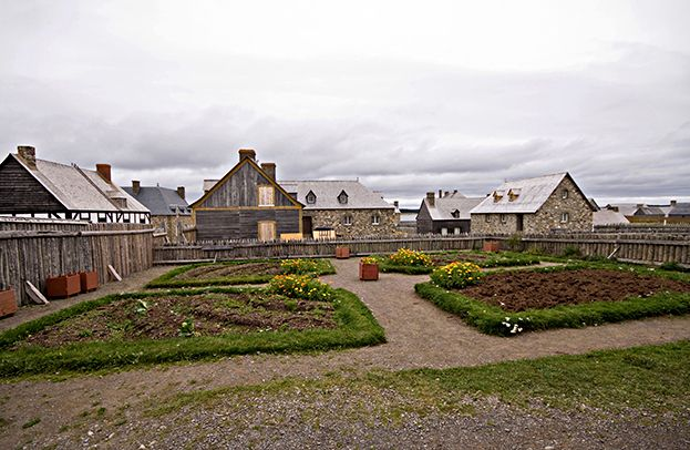 From the Canadian Geographic July/August issue: Louisbourg celebrates 300