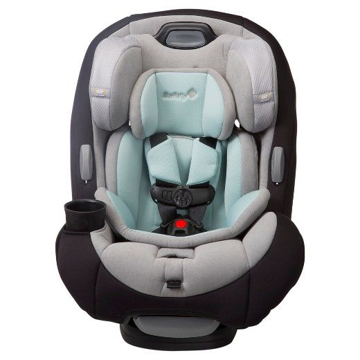 Get the car seat that's built to grow and provide your child with superior protection every step of the way! From your first ride together coming home from the hospital to soccer game car pools, the 3-in-1 Grow and Go™ Air Sport Car Seat from Safety 1st will give your child a safer and more comfortable ride. Featuring extended use at each stage, this convertible car seat is designed to last through all your firsts with your child.<br><br>From infant through grow...