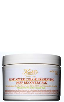 Sunflower Color Preserving Deep Recovery Pak | Kiehl's