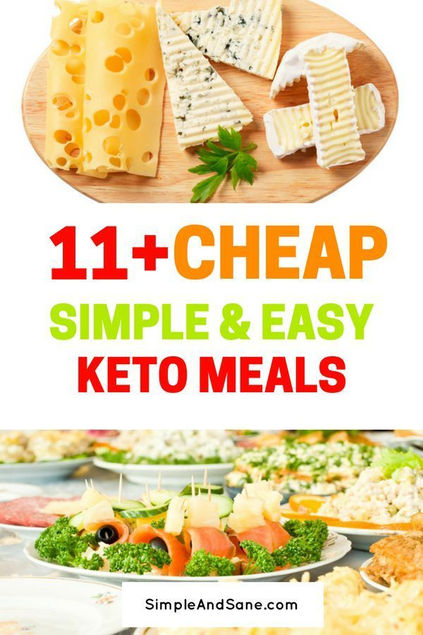 Cheap Keto Meals To Help You Do Keto On A Budget Ketogenic Diet Meal Plan Keto Recipes Easy Ketogenic Diet For Beginners