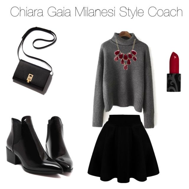 """""""Saturday night ideas"""" by chiaragaia on Polyvore featuring Charlotte Russe, women's clothing, women, female, woman, misses, juniors, saturday and blackoutfit"""