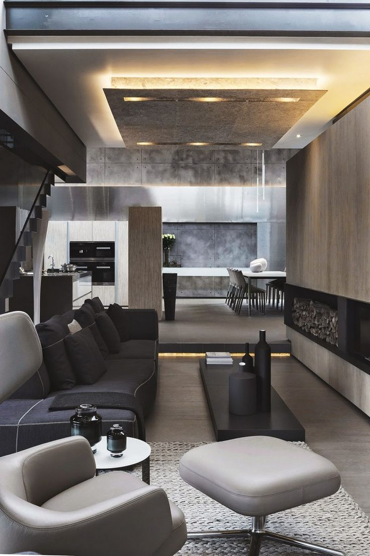 Fifty Shades of Grey   Home inspirations for Men