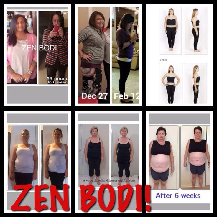 Zen Bodi by Jeunesse - fantastic new fat loss system targeting leptin resistance