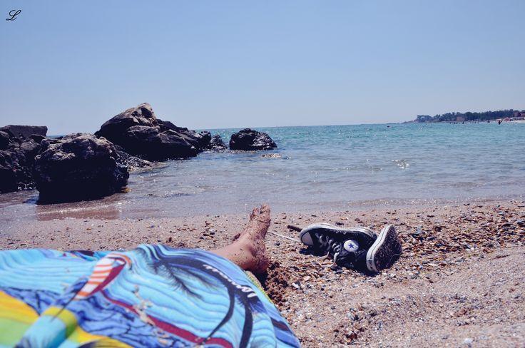 black sea wiew...