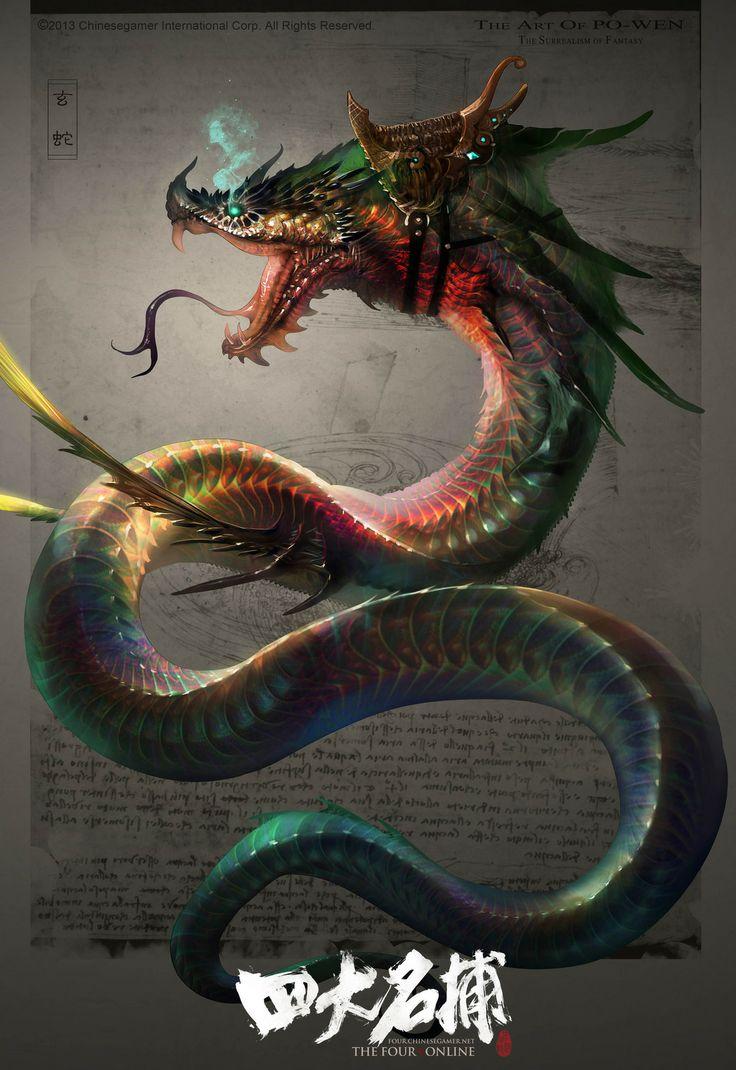 How to breed heraldic dragon -