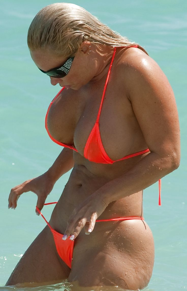 Fuck, wish Orange beach bikini slips men seems