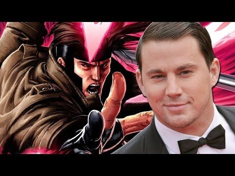 "Gambit Movie To Be ""Sexy Heist Thriller"" - YouTube"