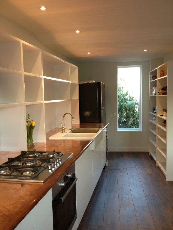 domestic zinc and copper worktop pictures kitche zinc countertops work tops kitchen on kitchen zinc id=70130