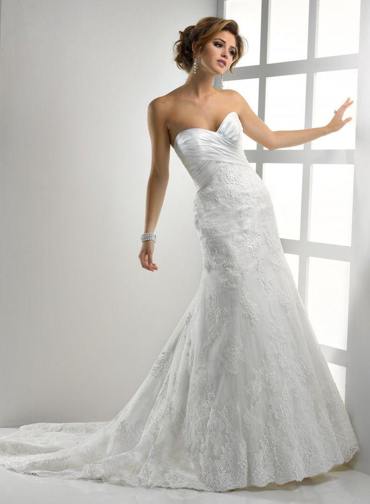 25 Best Lovely Linen Wedding Dress Images On Pinterest