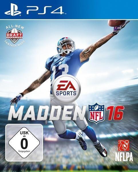 Madden Nfl 16 für PlayStation 4 | eBay