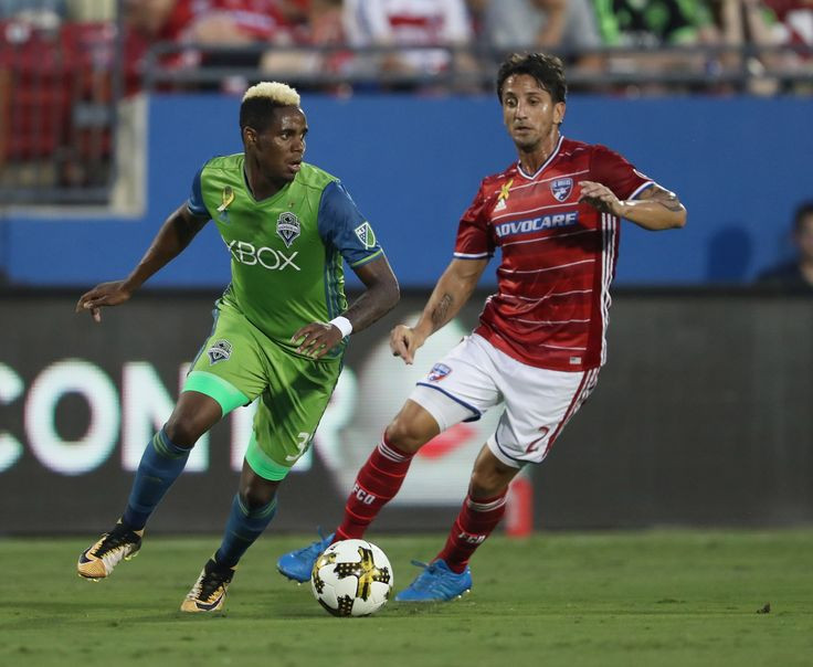 On Monday morning, Joevin Jones posted a heartfelt message on Instagram with a series of photos, thanking the Sounders organization for the past two seasons. Jones, 26, is set to join Germany's SV Darmstadt 98 in 2018. Just want to say a massive thank you to everybody at @soundersfc ..Firstly I