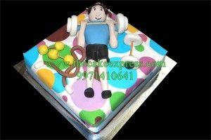 Perfect Bake Faridabad Cake Designs
