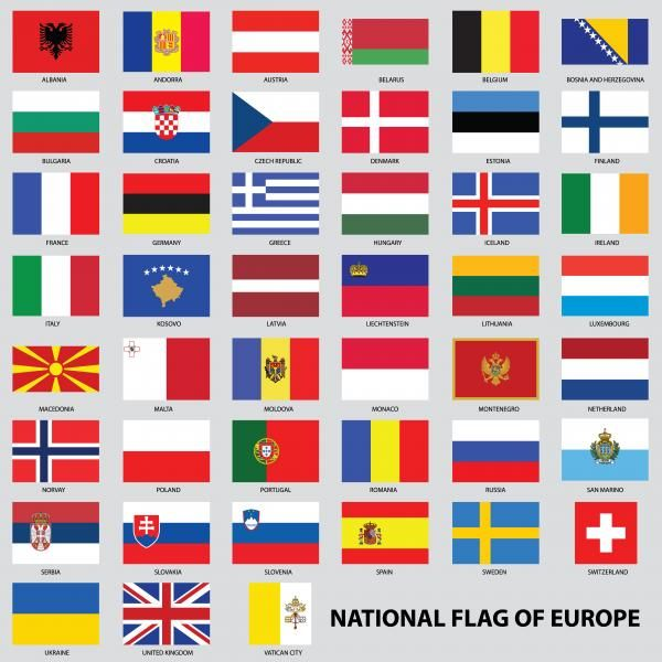 Ms de 25 ideas increbles sobre Banderas de europa en Pinterest