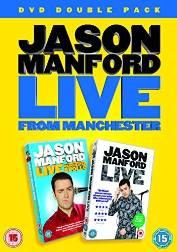 From 0.45 Jason Manford Live From Manchester - Double Pack [dvd]