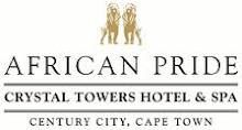 Stand a chance to win a sumptuous dinner for two at the lovely African Pride Crystal Towers Hotel and Spa, home to the second largest Conference Venue in Cape Town