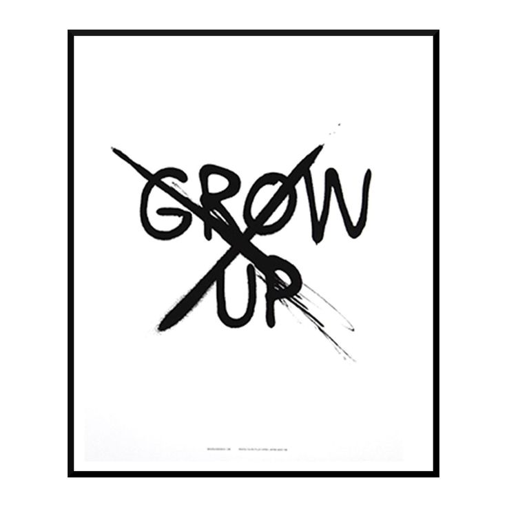 Mini And Maximus Don't Grow Up Poster