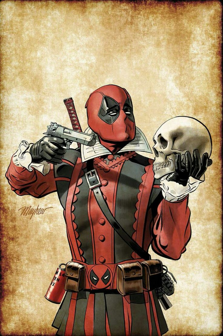 deadpool on pinterest - photo #8