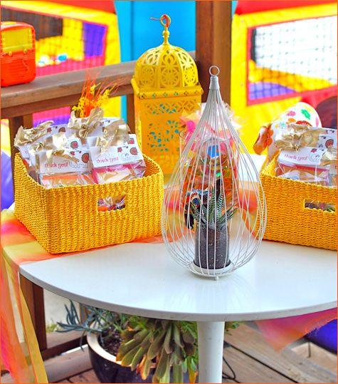 Decor Ideas For Indian/elephant/batik Themed Party