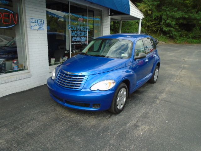 2006 Chrysler Pt Cruiser Stylish With Great Gas Mileage