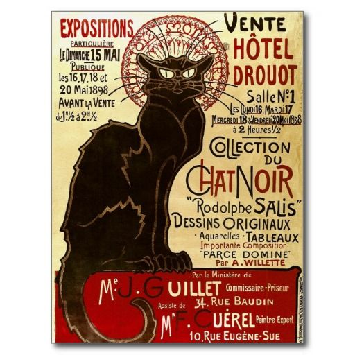 >>>Low Price Guarantee          Le Chat Noir, Vente Hôtel Drouot Post Card           Le Chat Noir, Vente Hôtel Drouot Post Card in each seller & make purchase online for cheap. Choose the best price and best promotion as you thing Secure Checkout you can trust Buy bestHow to        ...Cleck Hot Deals >>> http://www.zazzle.com/le_chat_noir_vente_hotel_drouot_post_card-239913538880757919?rf=238627982471231924&zbar=1&tc=terrest