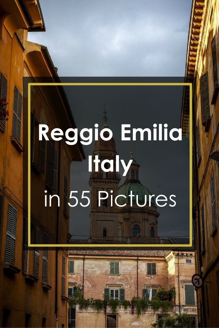 Exploring Reggio Emilia, Italy through Photos | Click through for full post! || Geotraveler's Niche