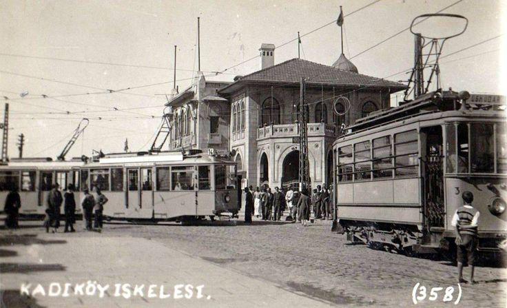 Kadıköy İskelesi