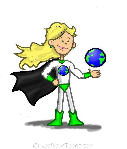 "Green Hero...Joe Mohr    Be a ""Supermom"" with Mom's Clean Air Force: Green Heroes Jo, Heroes Jo Mohr, Heroes Website"