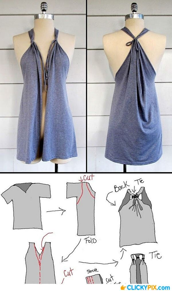 Make Use Of Old Clothes!
