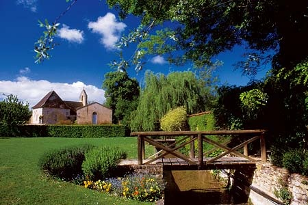 Vieux Logis, restaurant and hotel, Tremolat, France