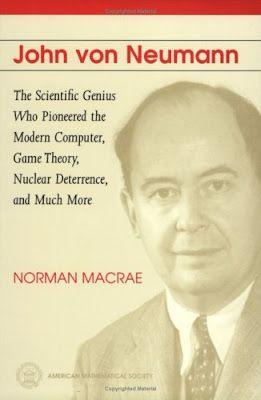 Philosophy, Politics, Economics & Statistics: John von Neumann:Father of Game Theory