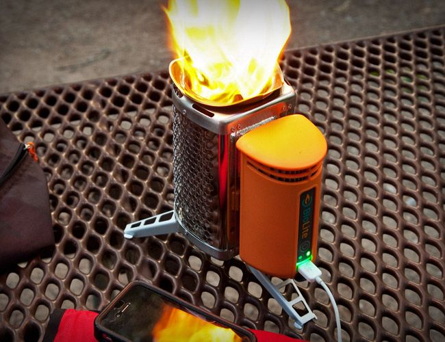 BioLite CampStove - Month Long Review Yes.