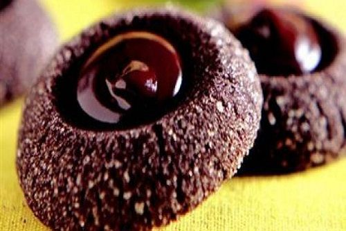 Çikolatalı Elmas Kurabiye Tarifi