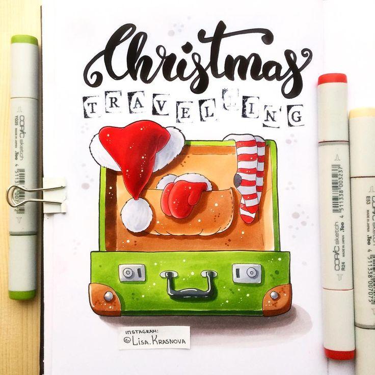 17 декабря 15:00-17:00 В рамках SKETCHFEST EXPO @sketchfest.ru пройдет мой увлекательный мастер- класс «Новогоднее путешествие». ----------------------------------  Что вы представляете, когда слышите про Новый год в Европе? Горячие пряные напитки, маленькие сувенирчики, любимые полосатые леденцы, традиционные, но такие необычные украшения... Как все это уместить в скетчбуке, какую выбрать композицию и что делать, чтобы не потратить на такой скетч весь рождественский вечер?  Обо всем э...