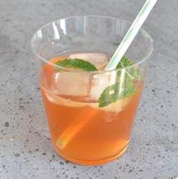 Peach Iced Tea: Summer Day, Peaches Ice, Non Alcohol Drinks, Iced Tea, Herbal Teas, Ice Teas, Drinks Recipese Rr